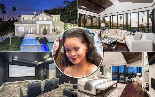 Celebrity Homes,Famous People's Houses,Homes Of Celebrity,Where do most celebs live?,Celebrity Houses,inside celebrity homes | Lives In Style