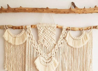 The Most Wonderful Macrome Designs,DIY Projects,Macrame Accessories,Rustic Decor,Macrame Wall Hanging | DECORATION | Lives In Style