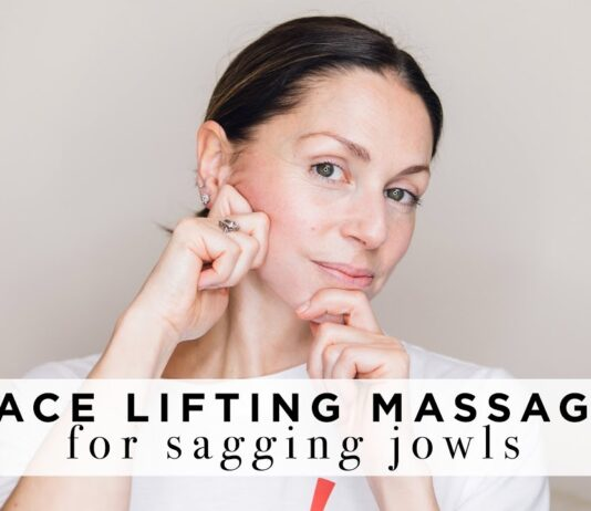 Face Yoga Method, Face Yoga Exercises, What Is Face Yoga? What Does It Do To Our Skin?, face massage,face lifting massage| Lives In Style